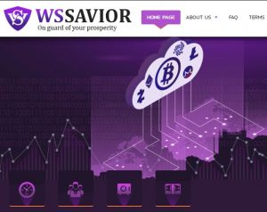 Wssavior - reviews of foreign intermediary with a yield of 1.1% per day
